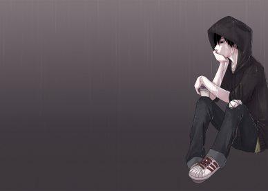صور انمي عن الحزن - sad anime