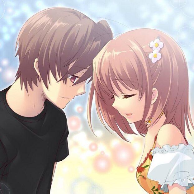 صور عشاق انمي - love anime