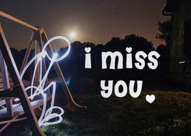 I Miss You - صور حزينة