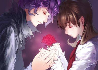 صور كرتون رومنسي - love anime