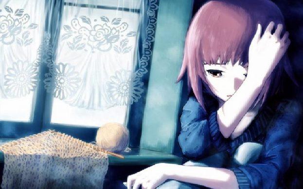 صور انمي دموع - love anime